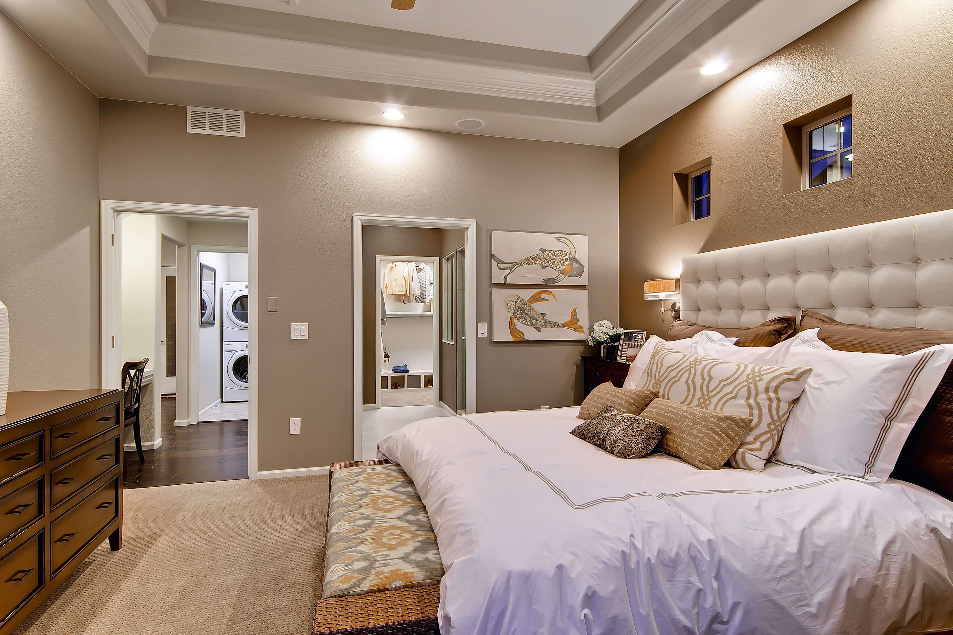 Best Cypress Master Bedroom Love The Raised Ceiling 400 x 300