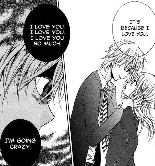Male Yandere manga … | Yandere | Yandere boy, Yandere anime