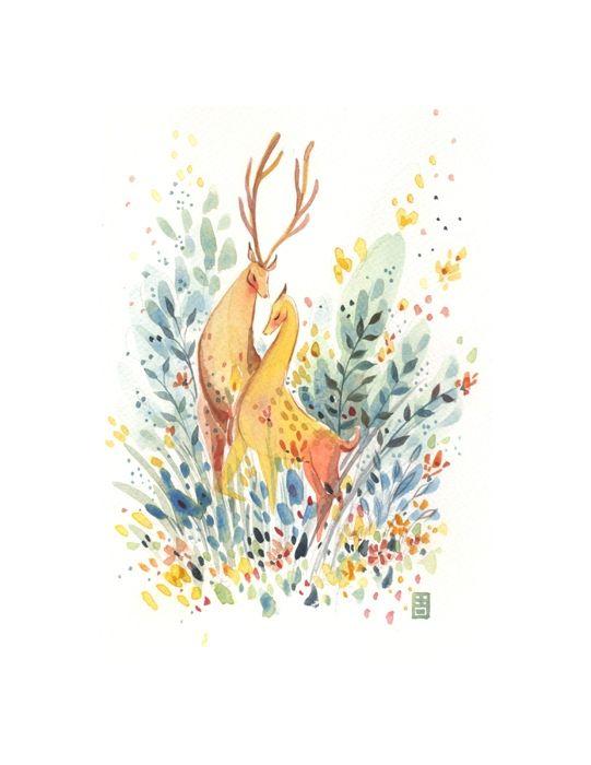 Deer de Alinachau