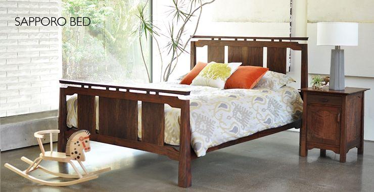 Bedroom | The Joinery | Portland, Oregon | Bedroom | Wood ...