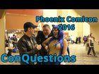 [Self] Convention Interview - Phoenix Comicon 2016