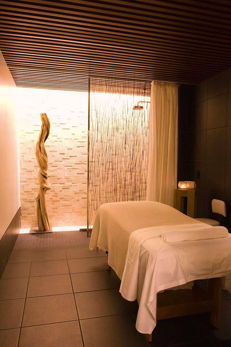 Recovery Room Design: Épinglé Sur Déco Pièce Massage
