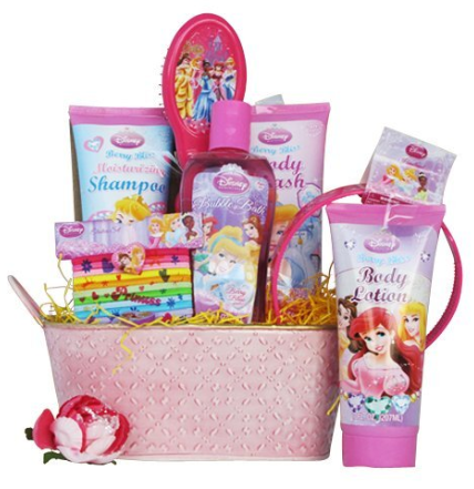 Gifts For Kids Easy Easter Basket Ideas Disney Princess