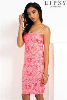 Lipsy Textured Cami Dress