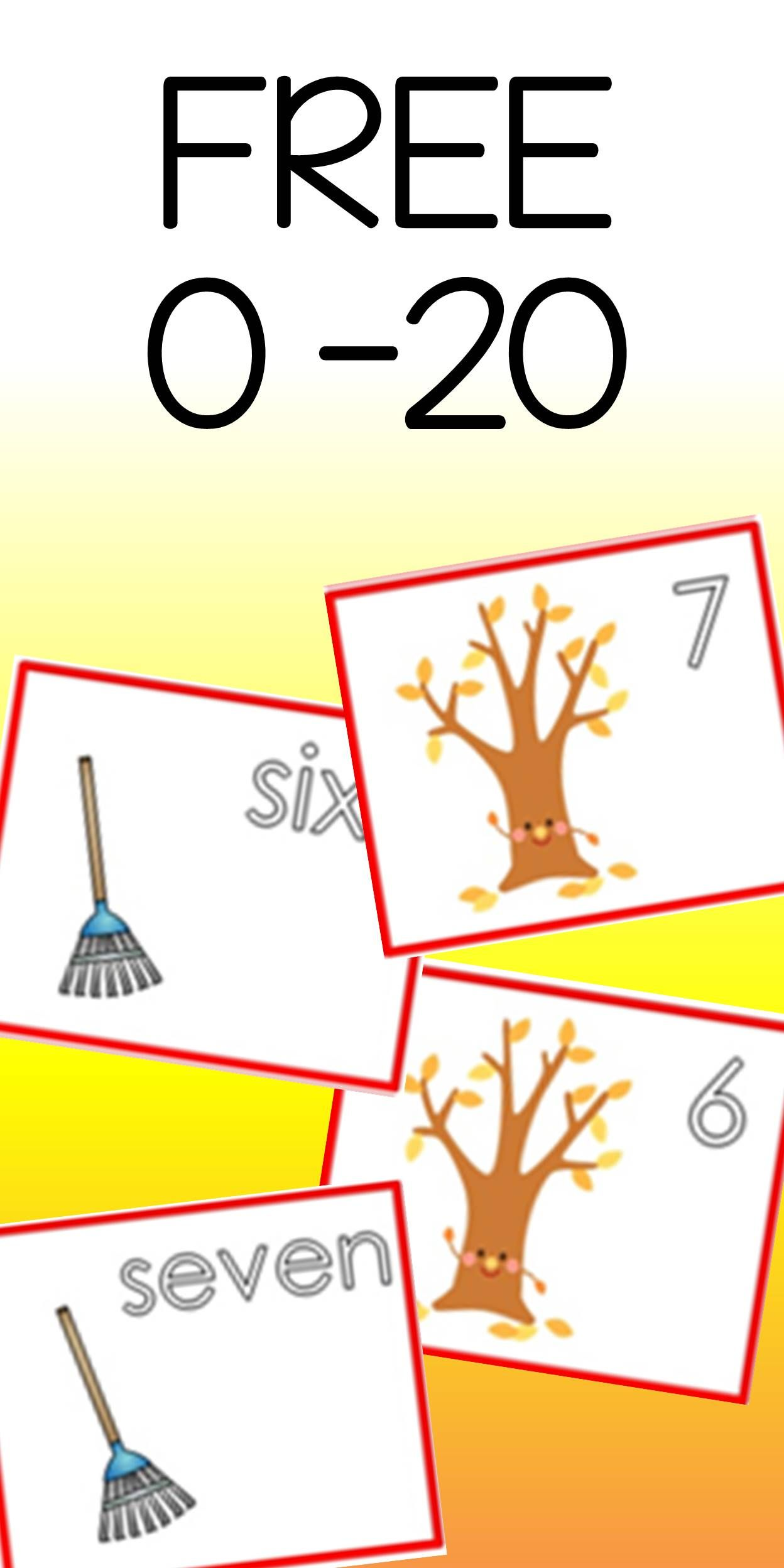The Cutest Tree And Rake Are Ready To Help Your Students
