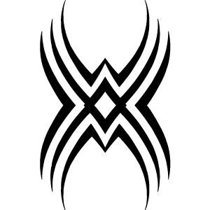 damas tribal design - Pesquisa Google