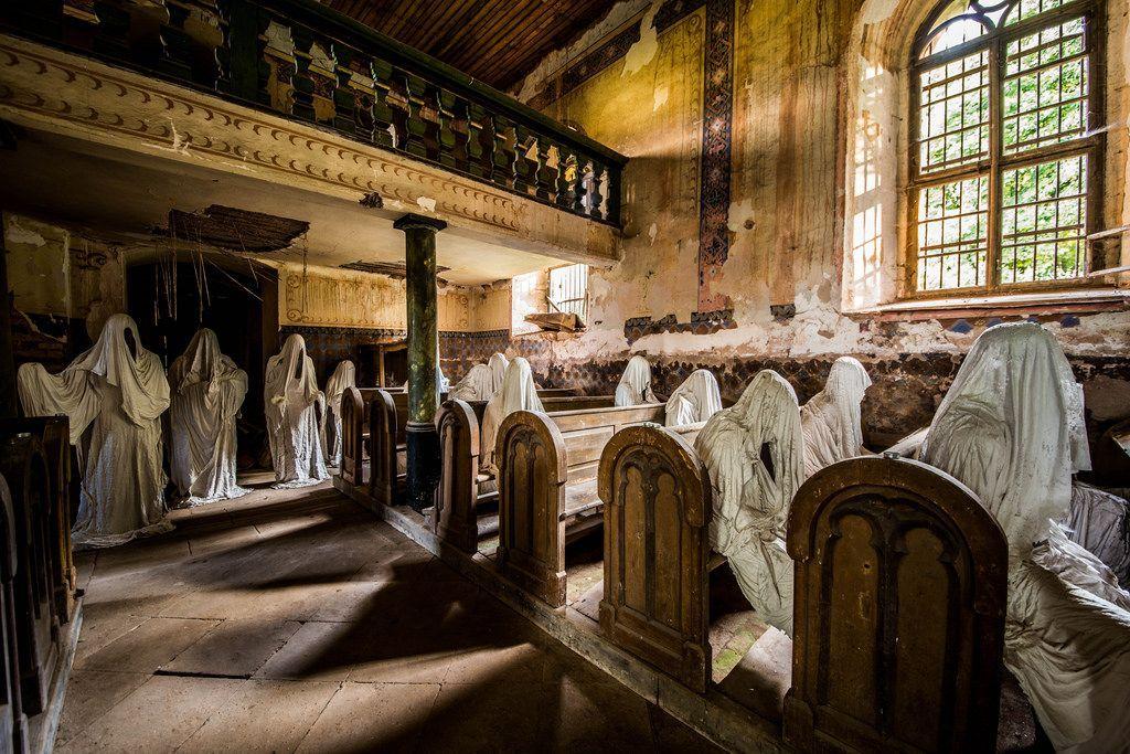 40++ Haunted church info