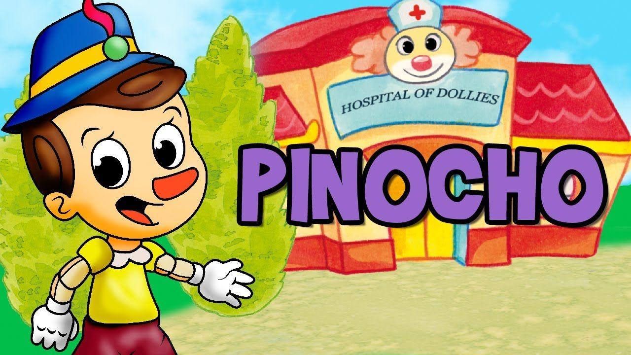 pinocho cancin canciones y rondas infantiles