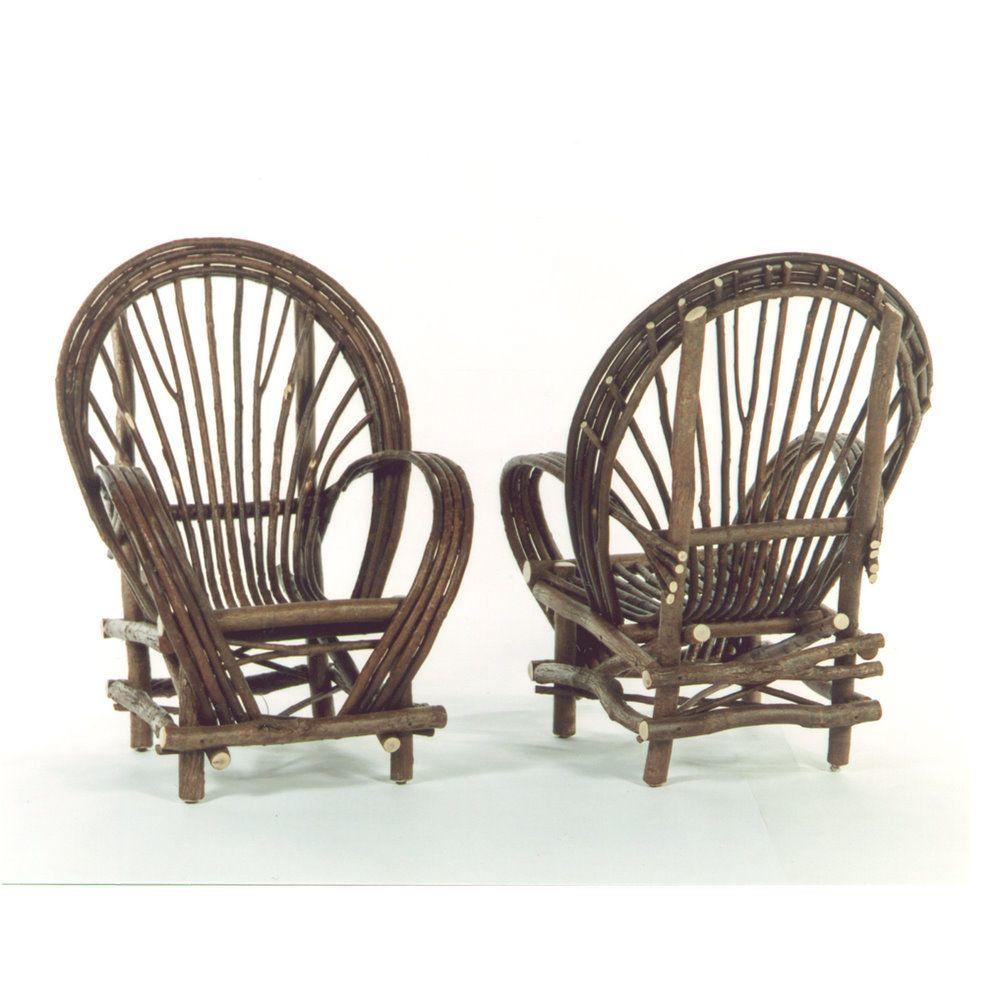 Willow Fan Chair by John Whitt www.thebenttree.com #willow ...