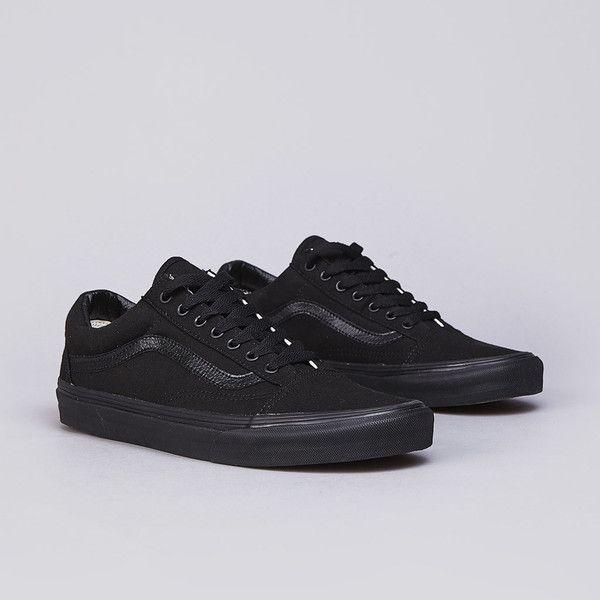 Vans Old Skool Black / Black