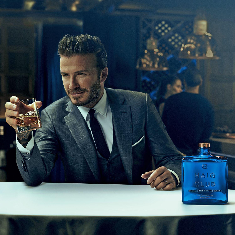 David Beckham Soccer Super Stud Whiskey Maker David Beckham
