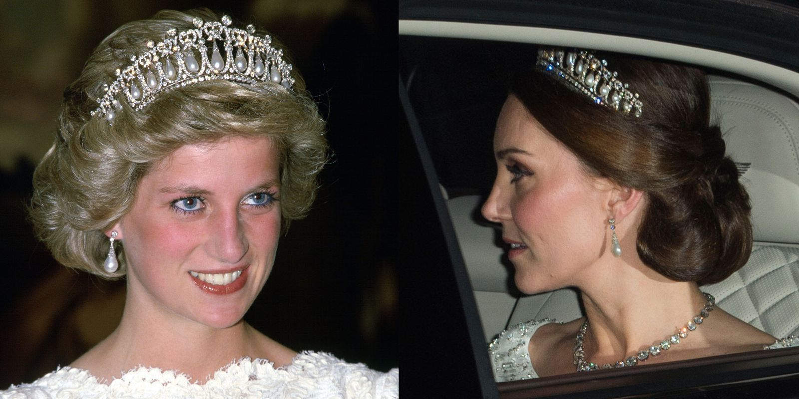 Kate Middleton's Stunning Lover's Knot Tiara Has a