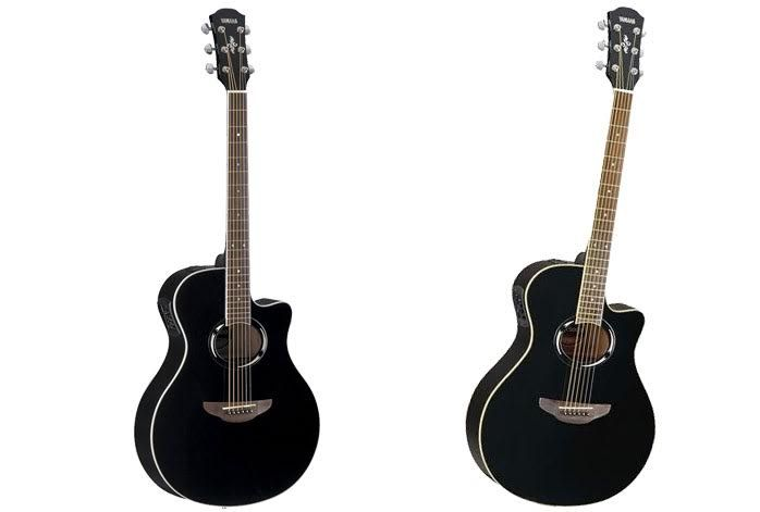 Yamaha Apx500 Vs Apx500ii Acoustic Electric Guitar Yamaha Acoustic Electric
