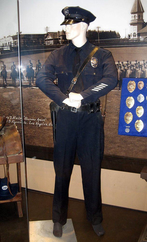 Los Angeles Police Museum Yelp Lapd Los Angeles Police Department Police Uniforms