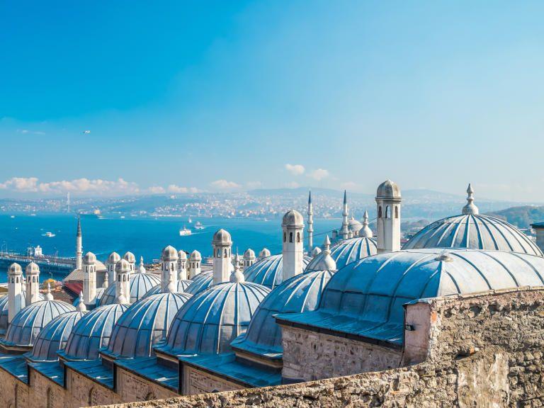 Istanbul Turkey Honeymoon Destination