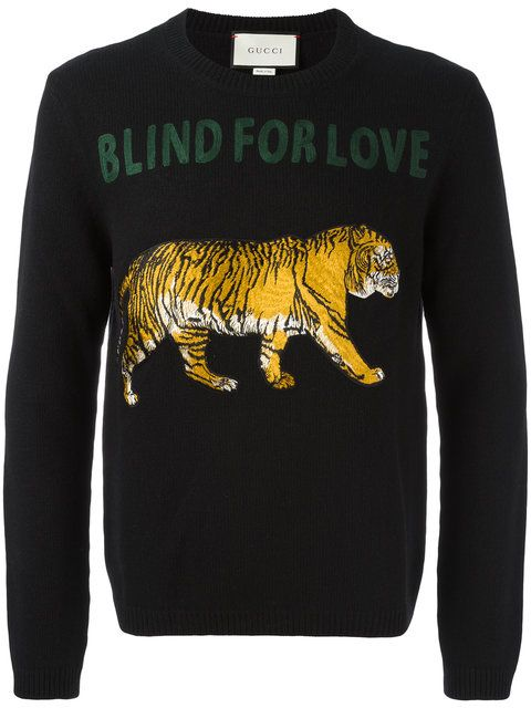 11850ac9e GUCCI Blind For Love Jumper. #gucci #cloth #jumper | Fits and kicks ...