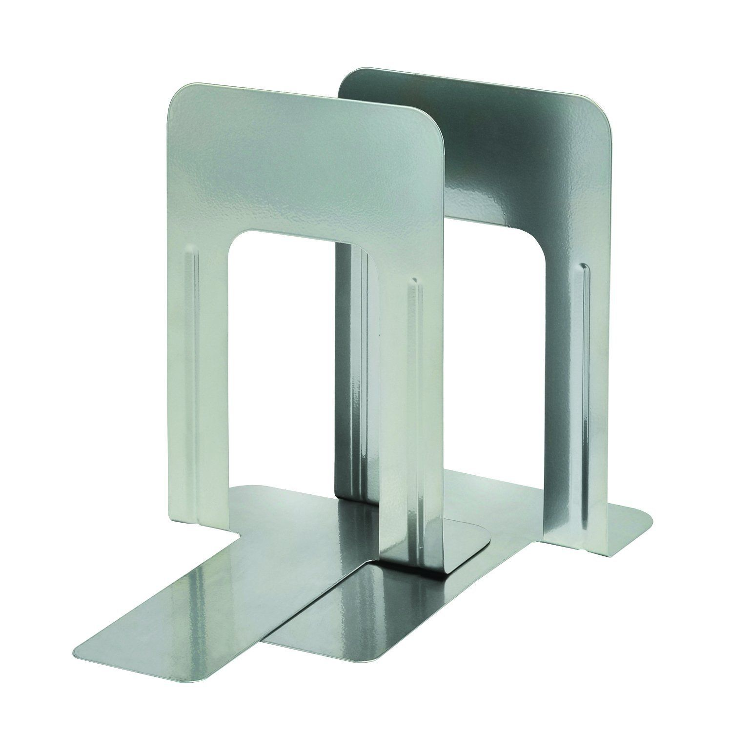STEELMASTER Deluxe Steel 9 Inch Bookends, 1 Pair, Silver U003eu003eu003e Check This  Awesome Product By Going To The Link At The Image.