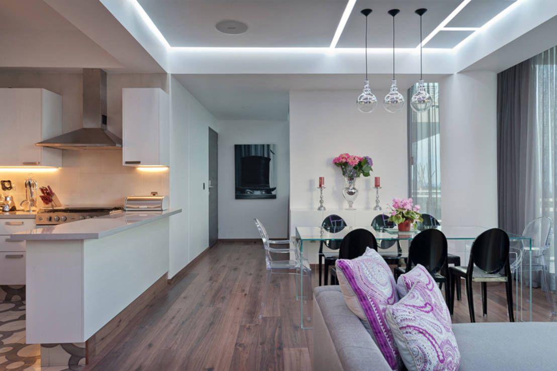 plantas de interior para casas modernas
