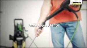 Kärcher Aksesuar Açılı Sprey Lance