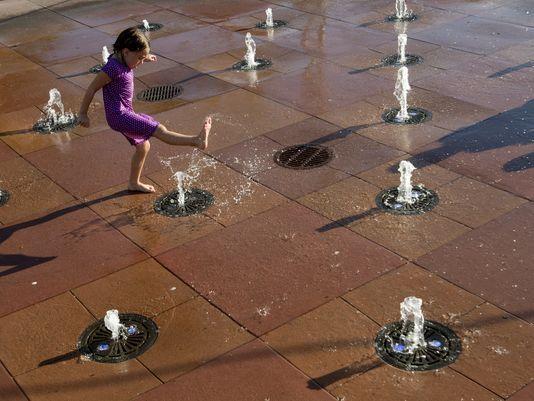 Splash And Spray Pads In Mesa Tempe Chandler Gilbert Splash Pad Splash Chandler