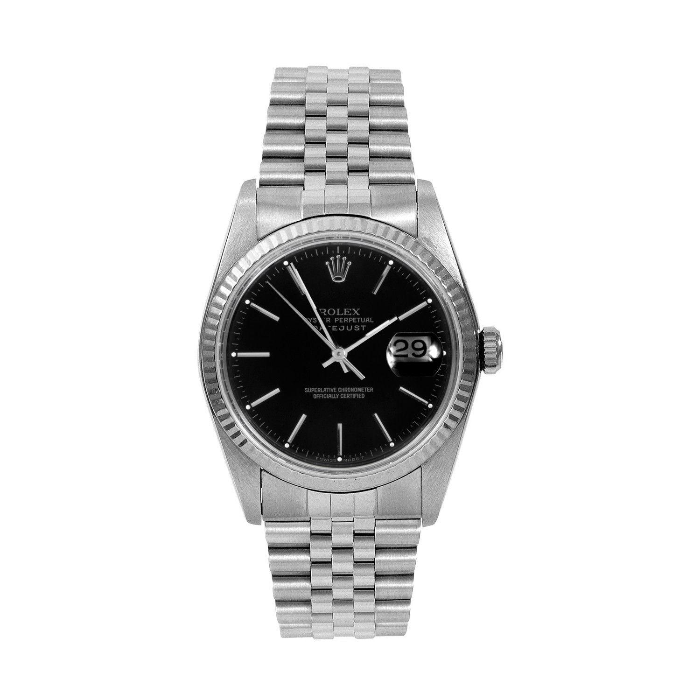 Rolex Datejust c 1980s // TMNMG 70 Rolex Rolex watches