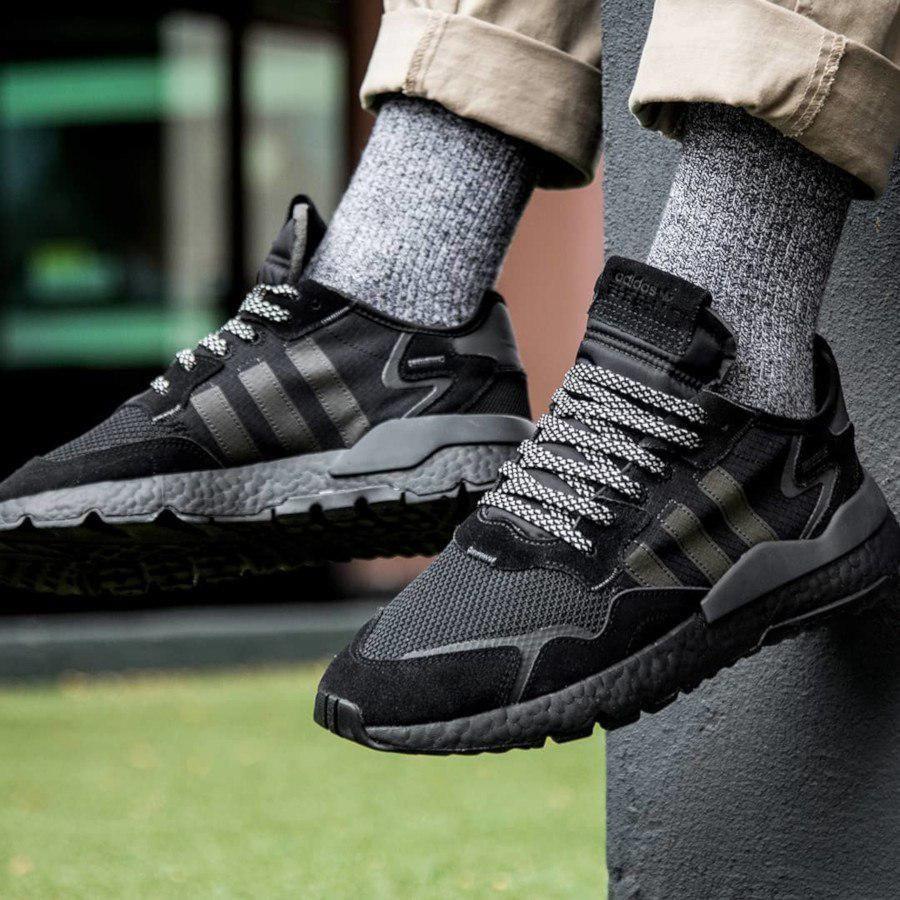 Adidas Originals Nite Jogger 'Triple