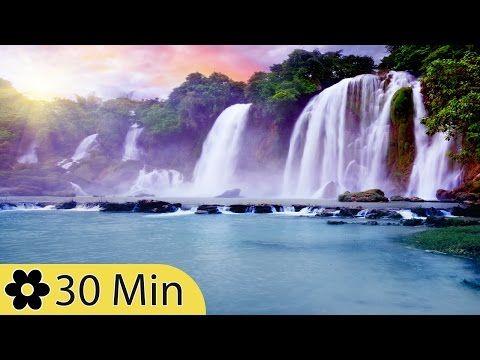 30 Minutter Dyb søvn-musik, Fredfyldt musik, sove Meditationsmusik, ✿2580D - YouTube