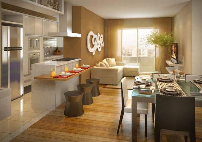 Cocina estancia comedor ideas proyecto esperanza em 2019 for Sala de estar estancia cocina abierta