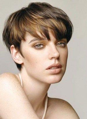 The 25 Best Very Short Hair Ideas On Pinterest Very