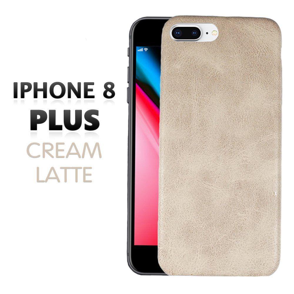 cream iphone 8 case