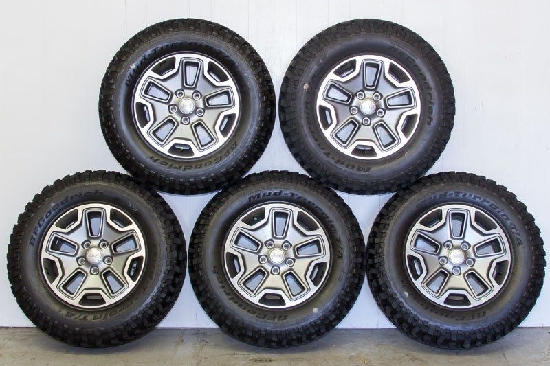 Great Jeep Rubicon Wheels For Sale Craigslist
