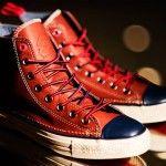 Cody Hudson x Converse (RED) Chuck Taylors