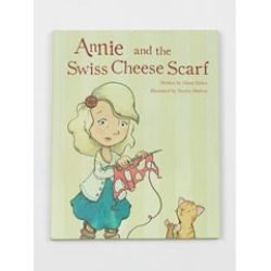 Sale Annie and the Swiss Cheese Scarf Online