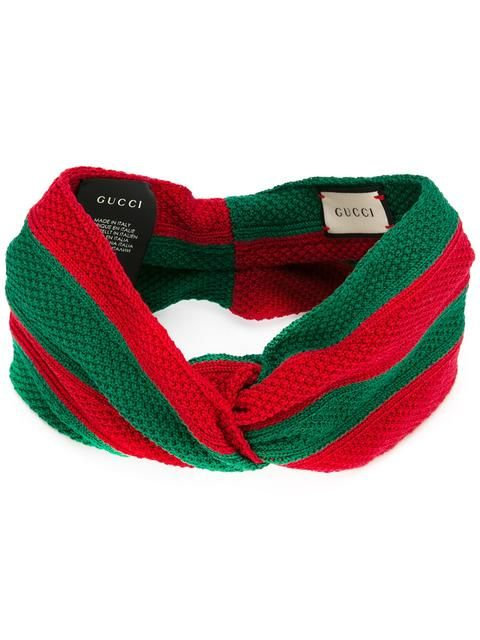 11bdff4ce06 GUCCI knitted striped headband.  gucci  headband