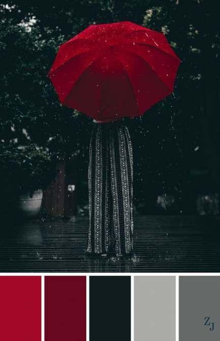 Trendy Wedding Decoracion Red Colour Palettes 16 Ideas