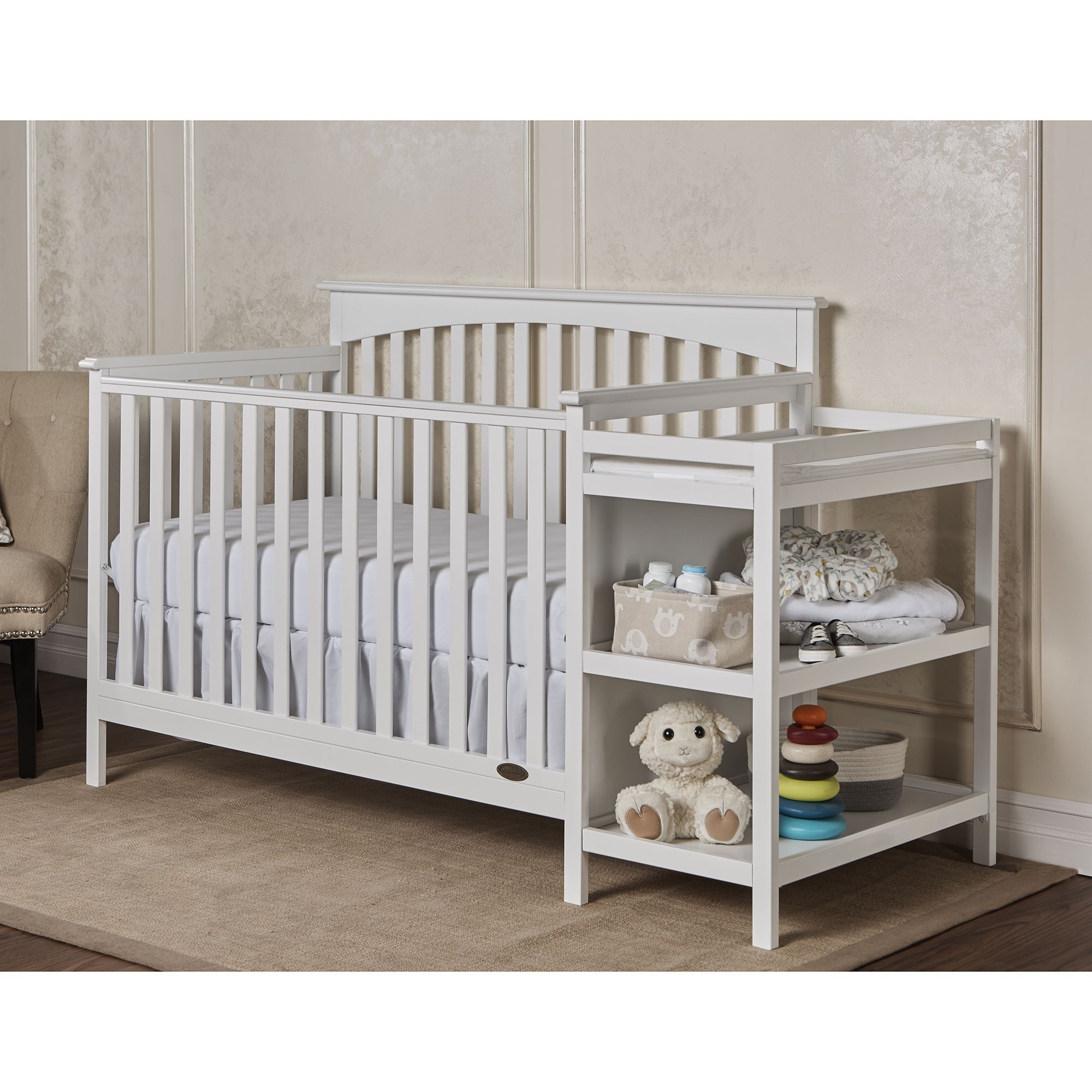 com toddler crib turns graco bed mama x hint into