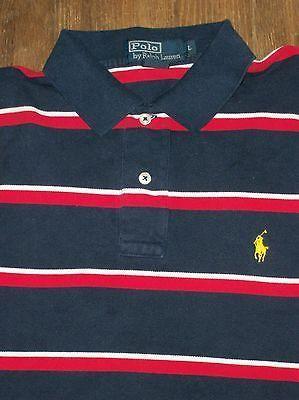 Redblackwhite Polo By Sleeve L Ralph Lauren Shirt Short SUMVGqzp