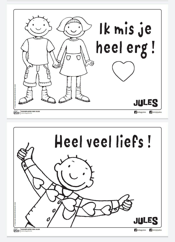 Pin Van Sanne Windels Op Kaartjes Makem Kleuterklas Schoolweek Activiteiten