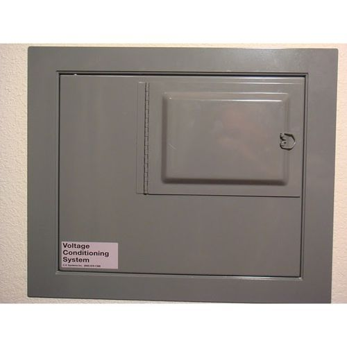 Costco Wall Safe Disguised As Fuse Box. Very Cool.