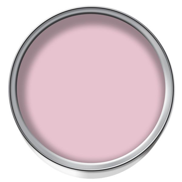 Silk emulsion paint pink harmony 25l window bedrooms and room wilko colour silk emulsion paint pink harmony 25ltr at wilko solutioingenieria Image collections