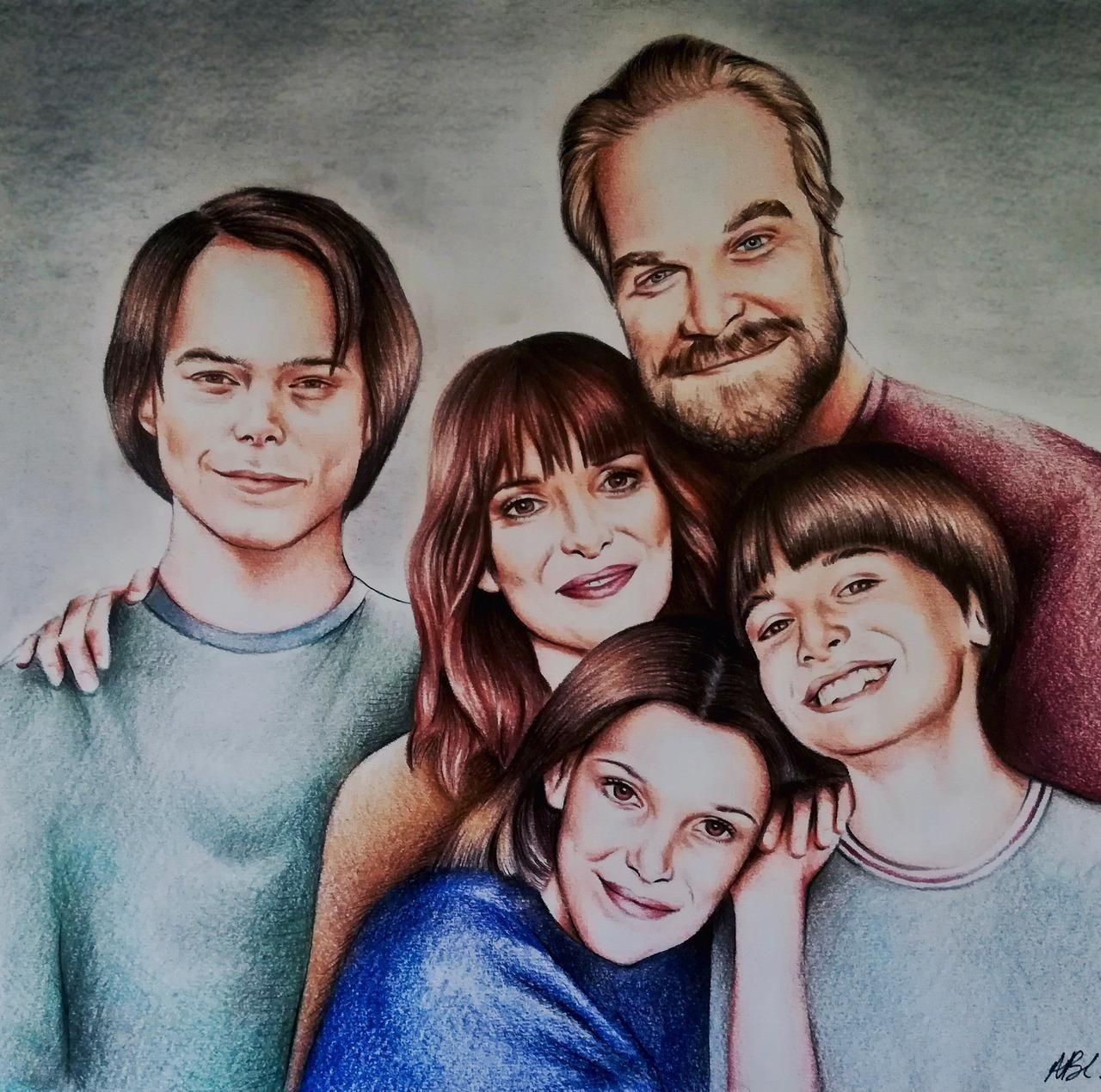 New combined family in S3? Would be heartwarming.