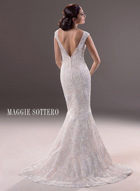 Maggie Sottero Lace Wedding Dresses
