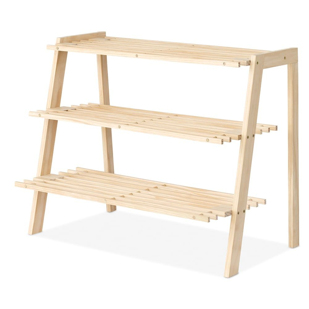 Whitmor Wood Shoe Shelves in Products Pinterest Shoe Rack