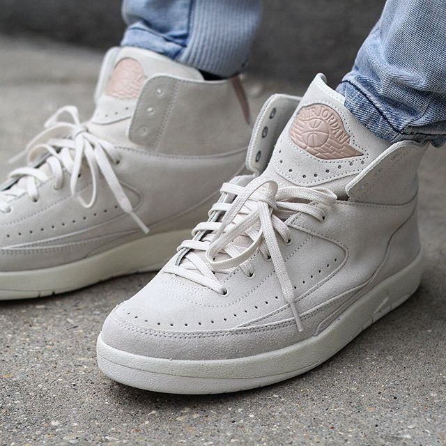 finest selection b9b2d 37210 AIR JORDAN 2 RETRO DECON
