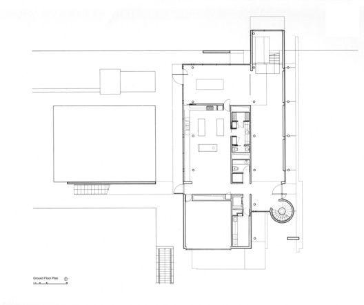 Gallery of AD Clics: Rachofsky House / Richard Meier ... on dallas floor plans, walk in closet floor plans, mansion floor plans, feng shui floor plans, hand drawn floor plans, hollywood hills homes floor plans, architect floor plans, texas floor plans, interior floor plans,