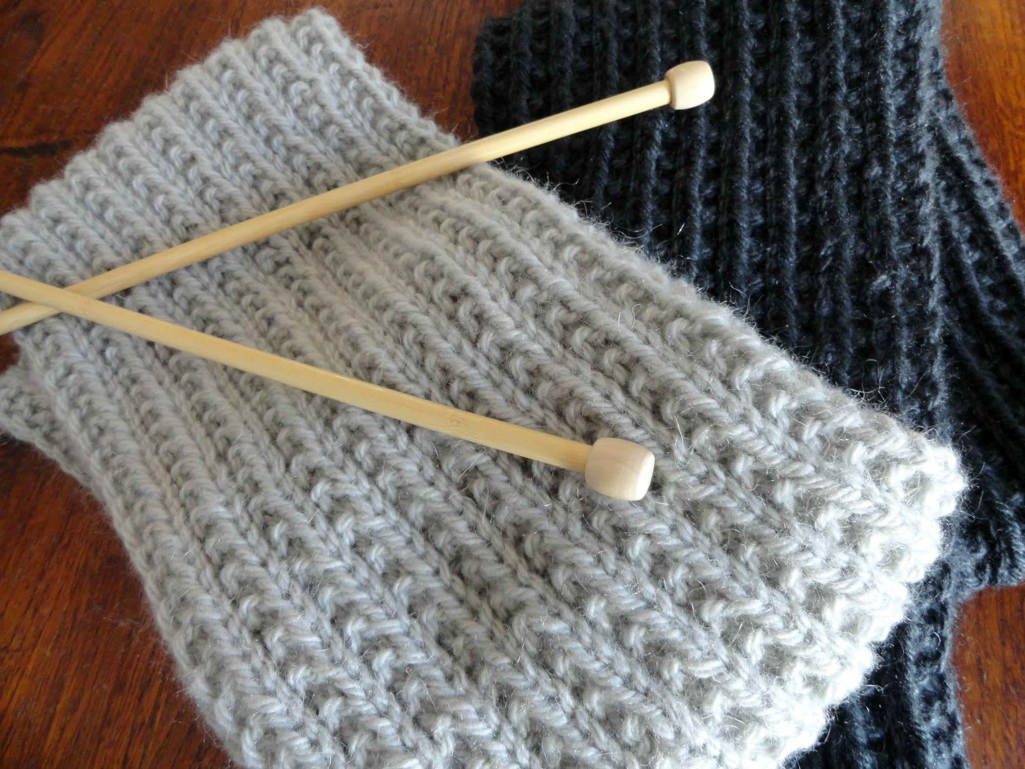 Tricoter snood comparer les prix et offres pour snood femme stylzz id es pour no l pinterest - Tricoter une echarpe homme ...