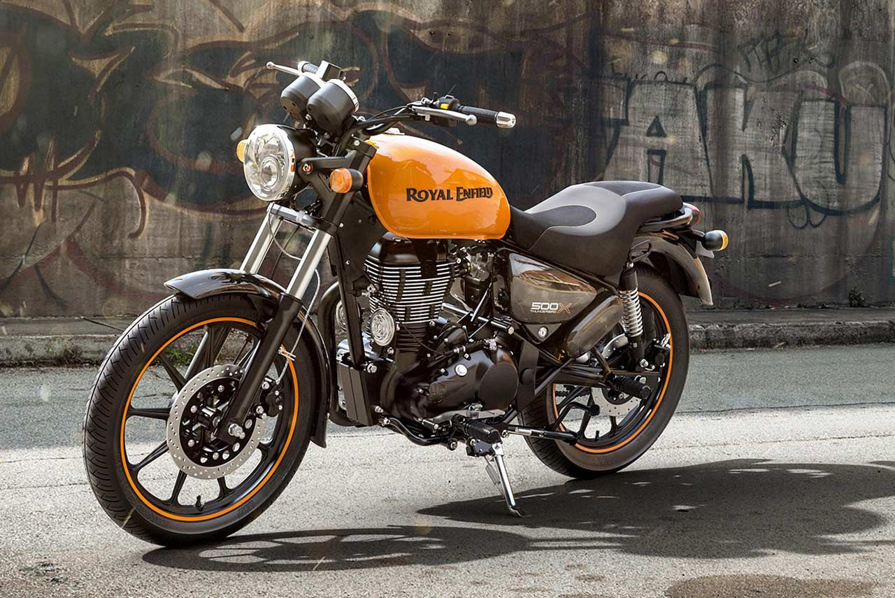 Royal Enfield Thunderbird X Motorcycles Launched In India