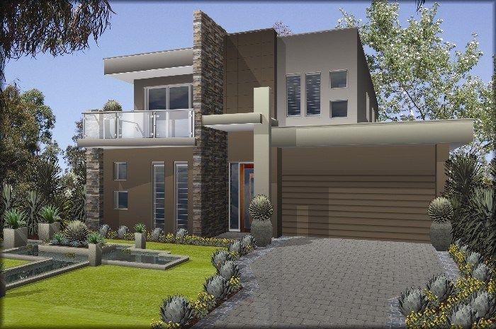 Masterton Home Designs: Villina   Nouveau RHS Facade. Visit  Www.localbuilders.com
