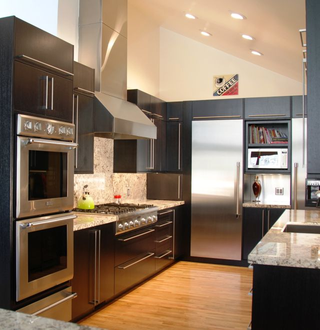 Manhattan Cabinetry With Thermador Appliances