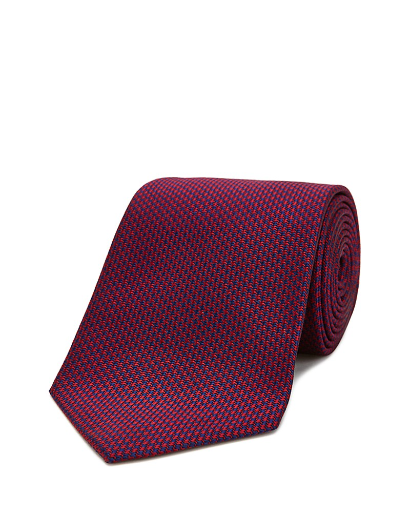 190.00$  Watch now - http://vizrj.justgood.pw/vig/item.php?t=g9d6ixy21617 - Turnbull & Asser Houndstooth Classic Tie